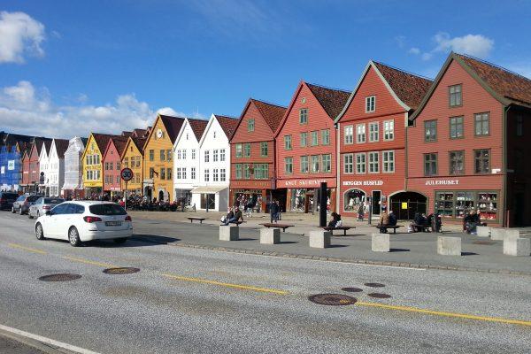 Pomysł na weekend – zupa rybna za 90 zł, czyli ścinające krew w żyłach uroki Bergen