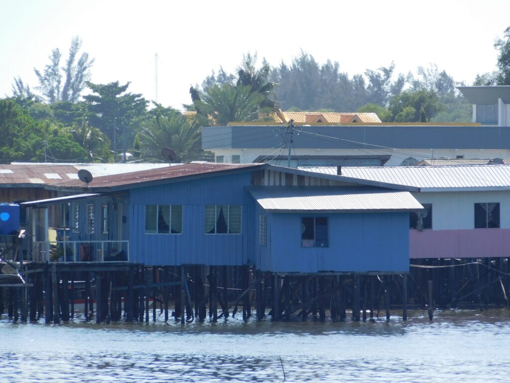 Borneo Kota Kinabalu Ścieżki mojego świata