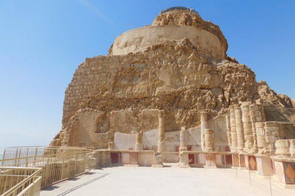 Twierdza Masada – miejsce znaczone okrutną śmiercią