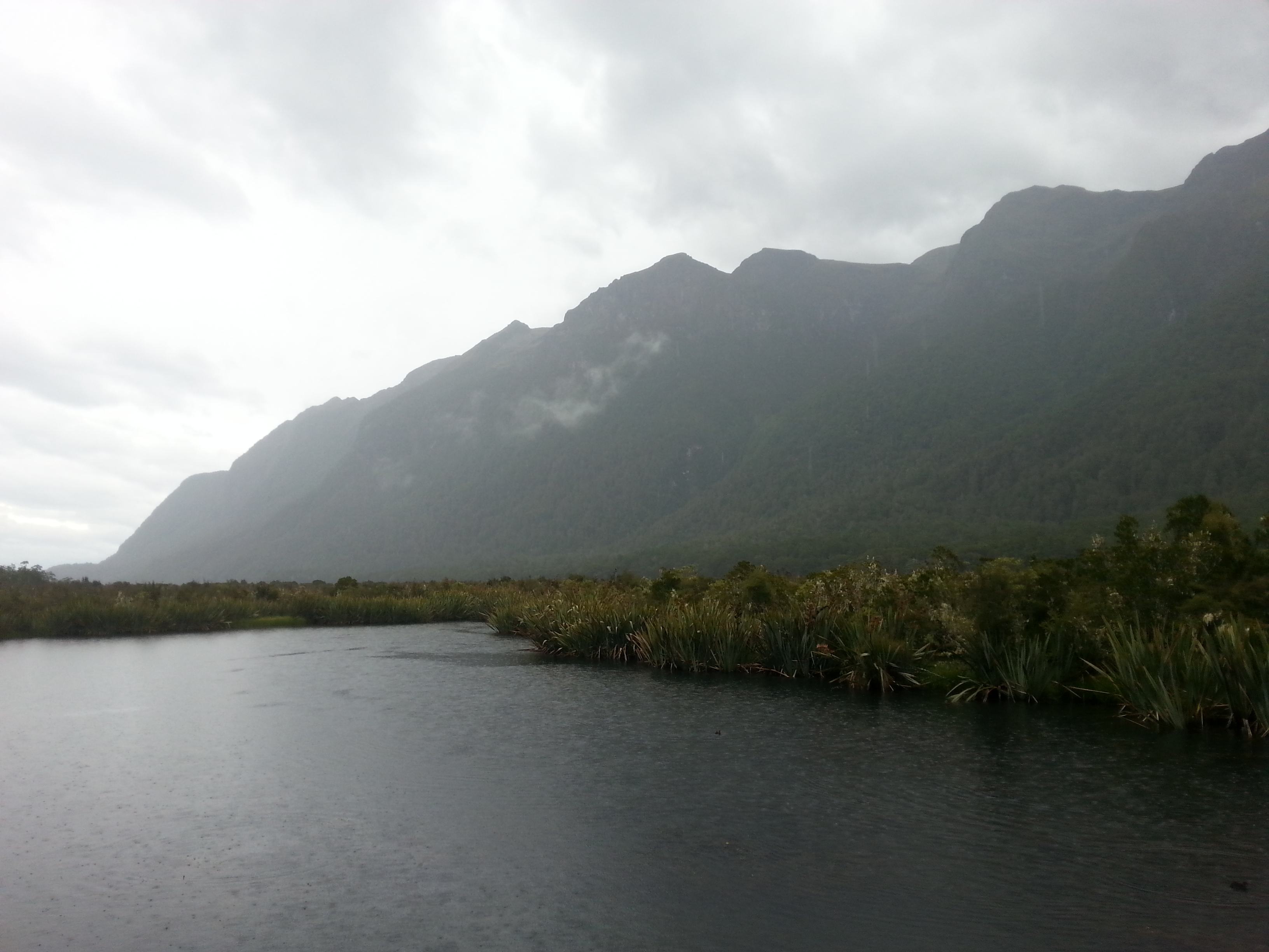 Park Narodowy Fiordland