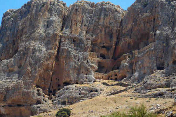 Góra Arbel oraz Kafarnaum – pielgrzymka w temperaturze 40 stopni w cieniu