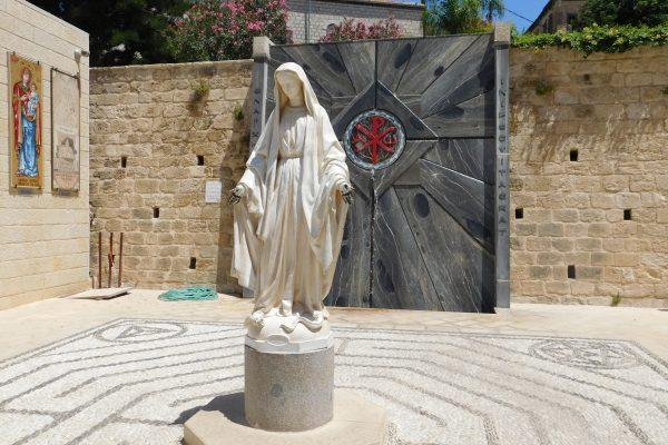 Nazaret – tam, gdzie Anioł Pański zwiastował Maryi
