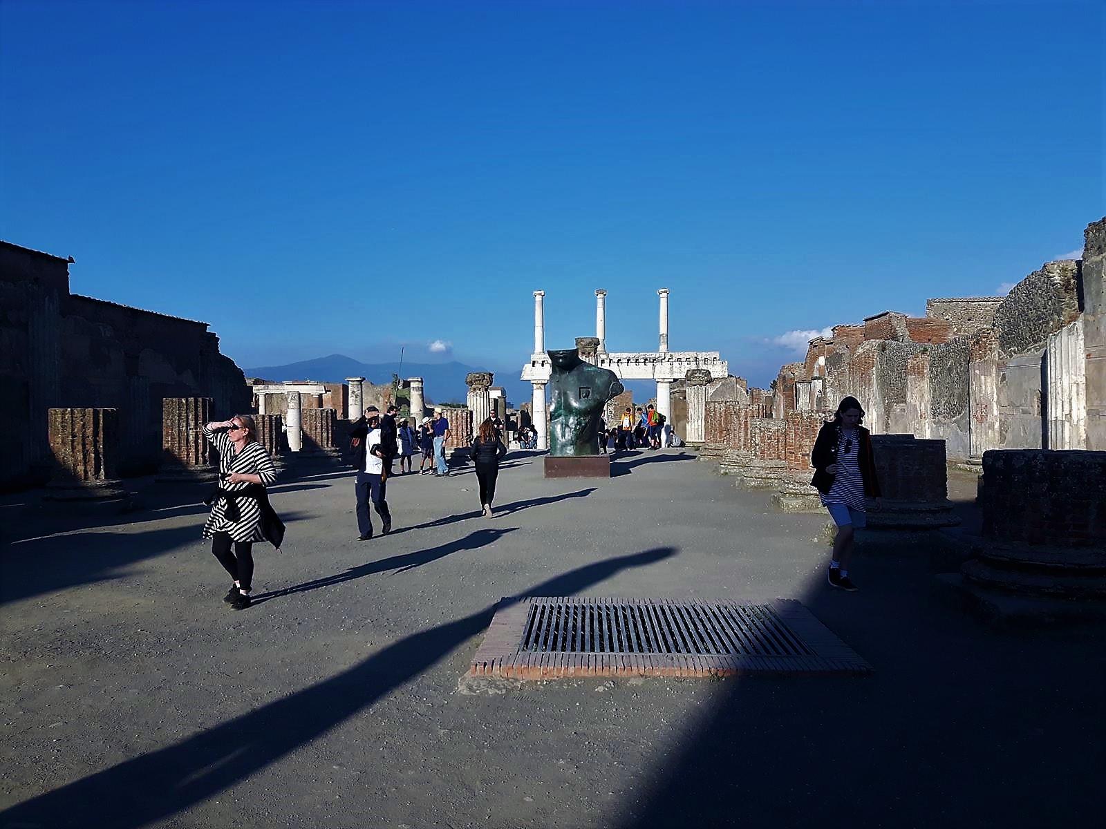 Pompeje wielkanoc