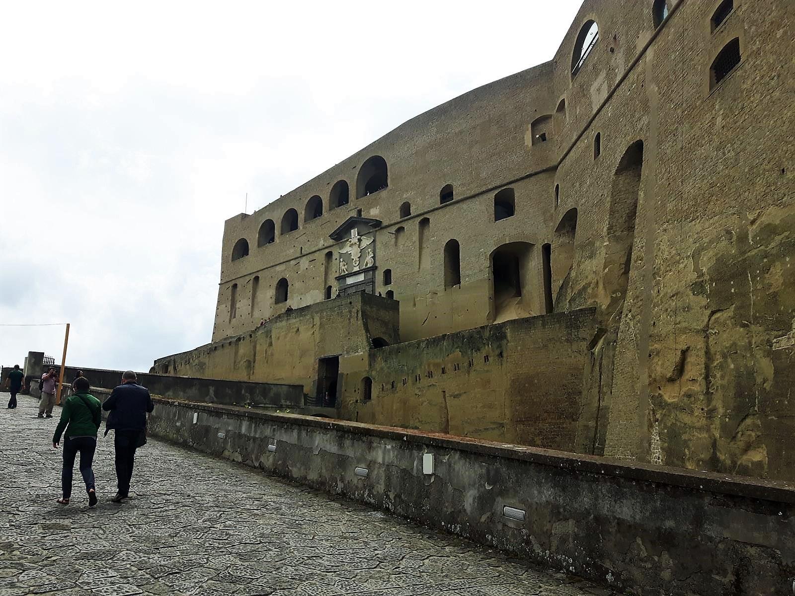 Twierdza Świętego Elma Neapol
