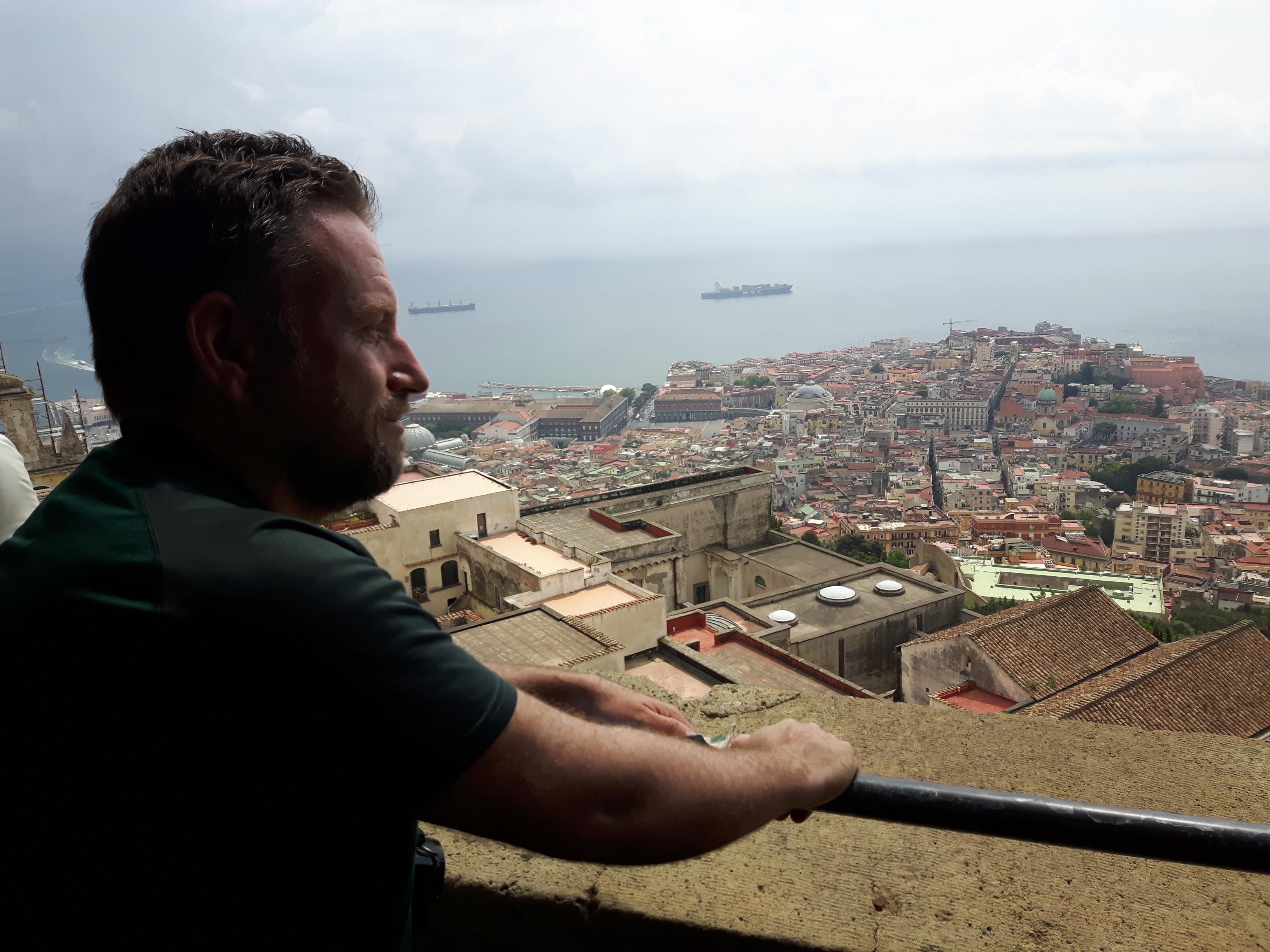 Neapol ścieżki mojego świata długi weekend 2018