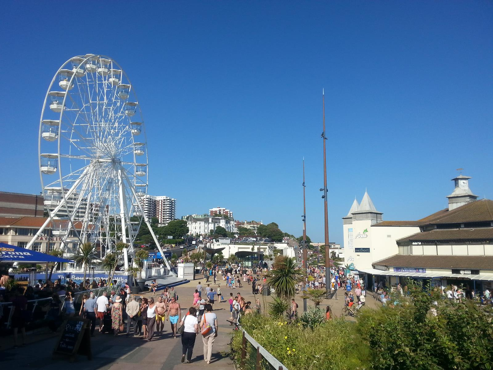 weekend w Bournemouth