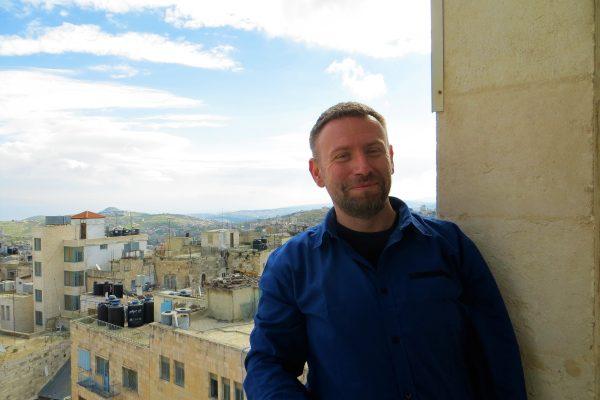 Tam, gdzie urodził się Jezus – wycieczka do Betlejem, Autonomia Palestyńska i Izrael, grudzień 2014 r.