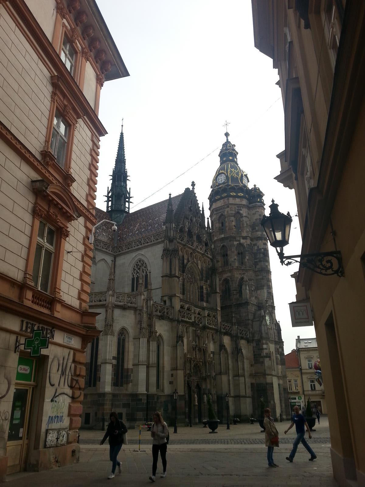 Katedra św. Elżbiety Koszyce