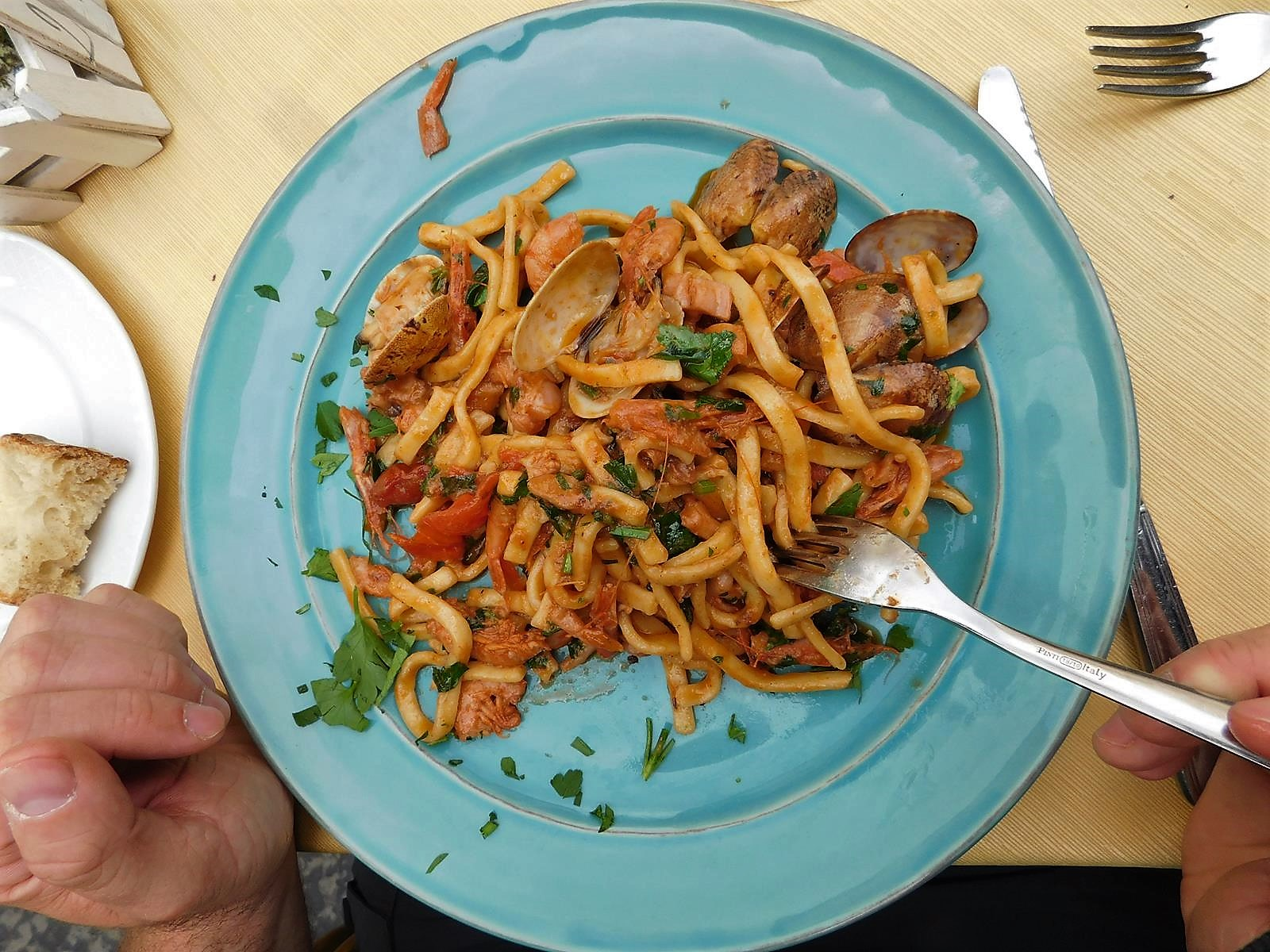 Neapol jedzenie