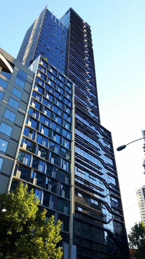 Melbourne ścieżki mojego świata