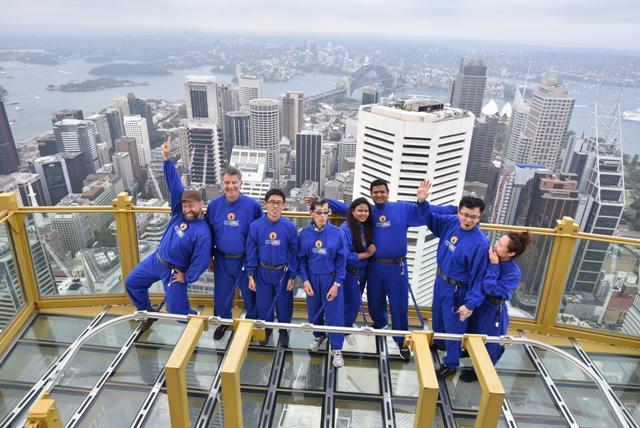 Skywalk Tour Ścieżki Mojego Świata