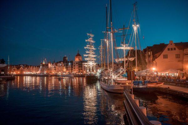 Pomysł na weekend: Baltic Sail Gdańsk 2018 po raz 22 w Gdańsku – święto morskiej tradycji stolicy Pomorza