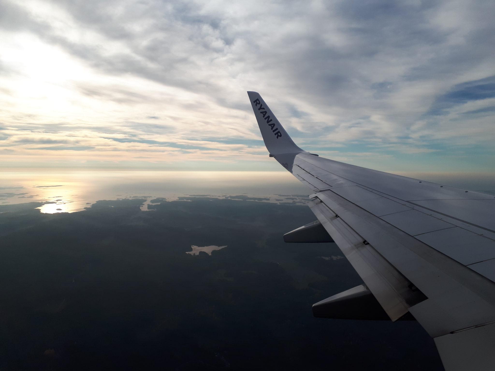 zdrowie a podróż lotnicza