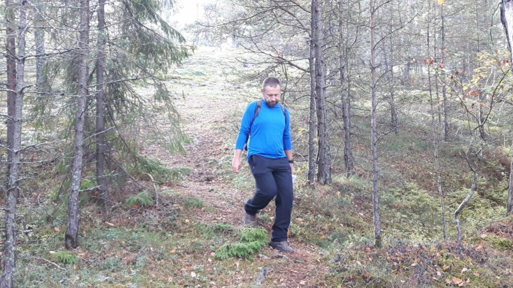 buty na weekend Marek Dąbrowski ścieżki mojego świata