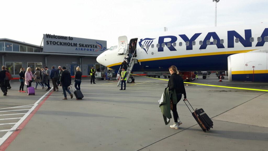 Marek Dąbrowski Ścieżki Mojego świata Bagaż Lotniczy problem