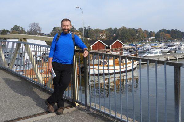 W szwedzkim Oxelösund na weekend