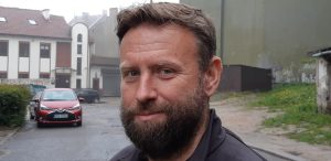 Marek Dąbrowski Biskupia Górka Ścieżki Mojego Świata