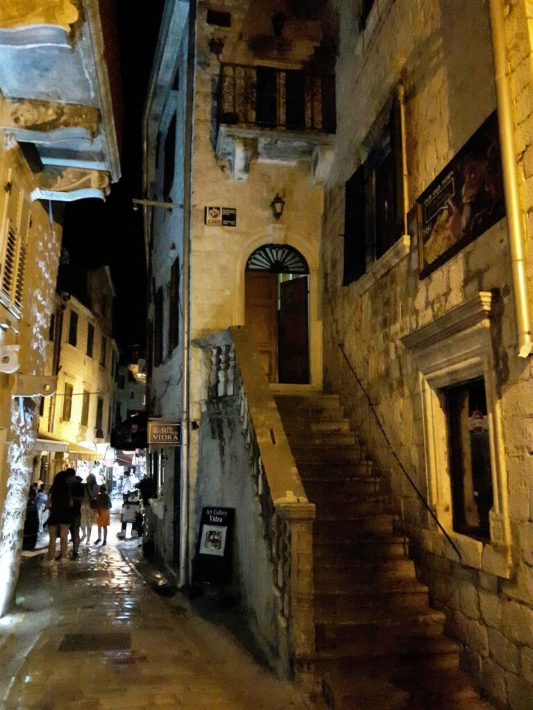 Czarnogóra Kotor ścieżki mojego świata