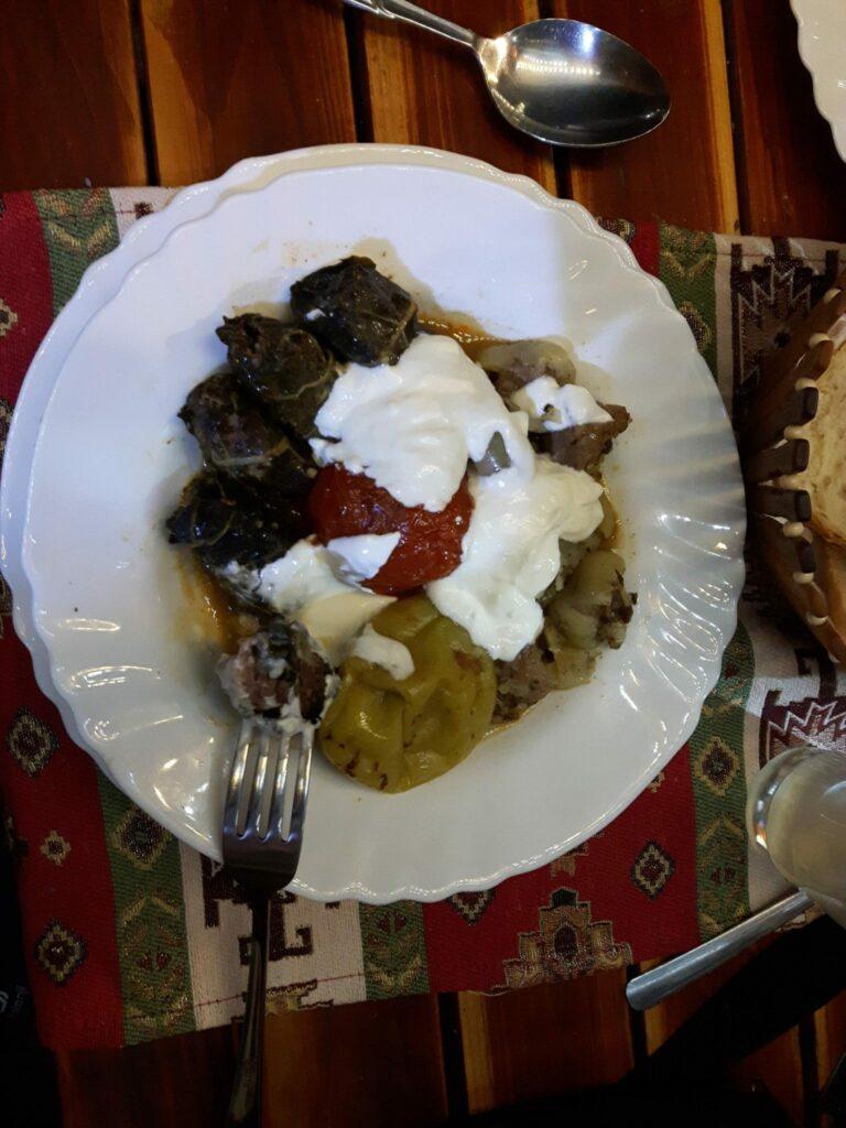 Bośniacka kuchnia dolma