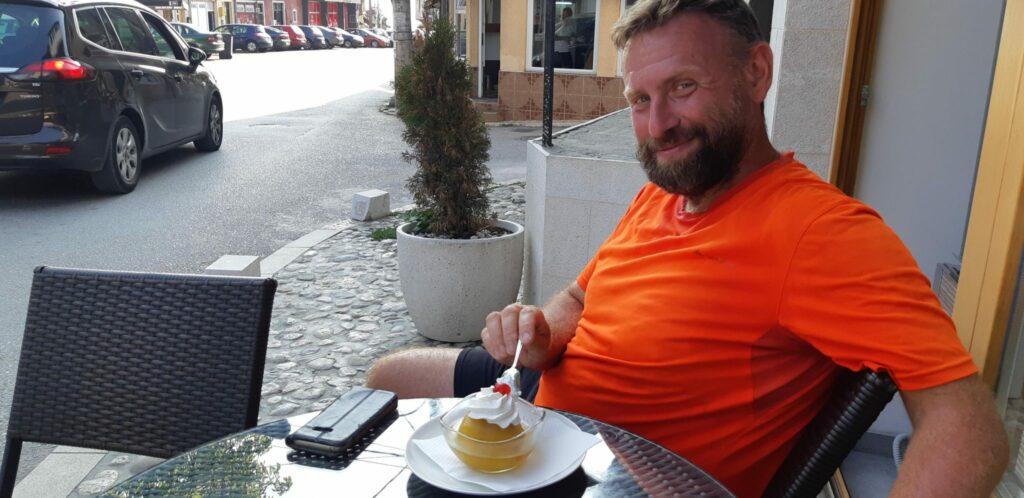 Bośniacka kuchnia Tufahija