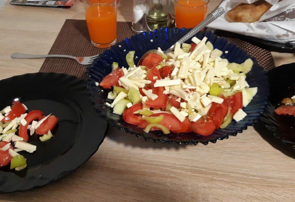 bośniacka kuchnia Marek Dąbrowski Ścieżki mojego świata