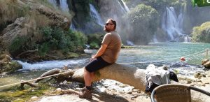 Wodospady Kravica Ścieżki mojego świata
