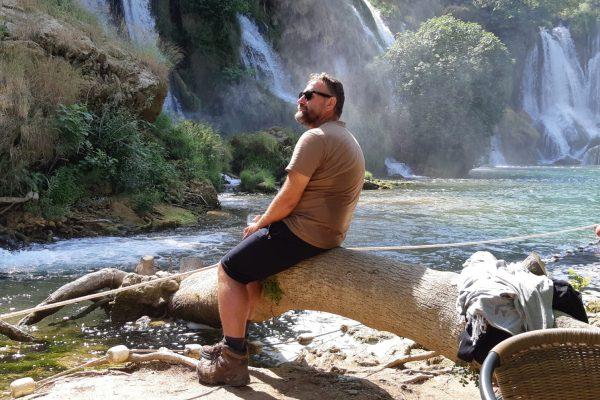 Bośnia na wakacje: wodospady Kravica, cud natury blisko Međugorje