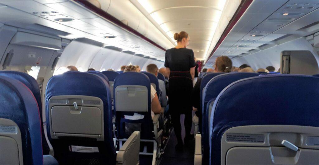Pierwszy raz w samolocie Ścieżki mojego świata