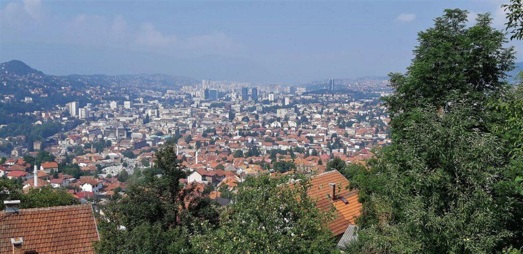 Sarajewo Bośnia