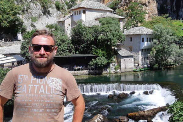 Bośnia na wakacje: Blagaj – po prostu piękne miejsce
