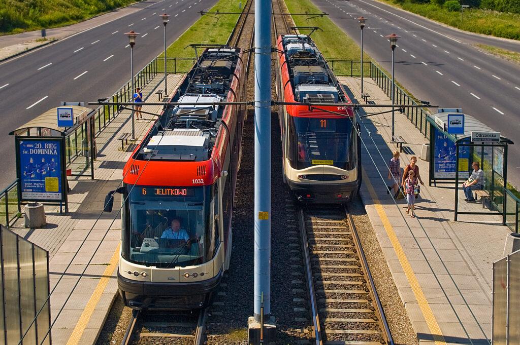 wspólny bilet na komunikację miejską oraz SKM i PKM