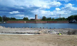 Twierdza Wisłoujście Gdańsk Nowy Port Ścieżki Mojego Świata