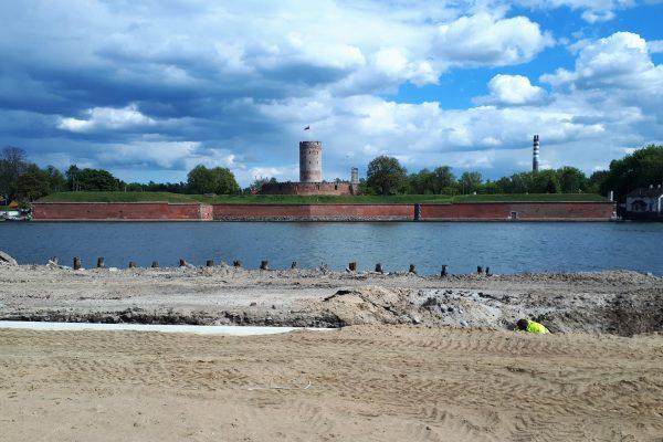 Gdańsk nad wodą: Motława, Martwa Wisła, ujście Wisły