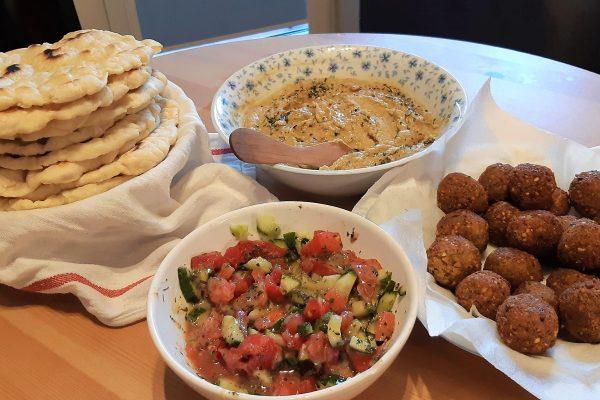 Na ścieżkach smaku: falafel, czyli smak Arabii w naszej kuchni