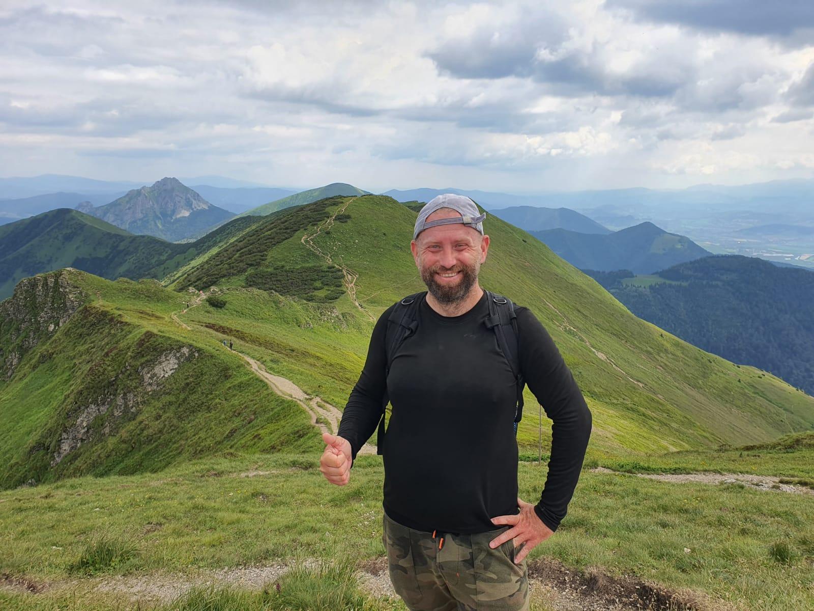 Marek Dąbrowski Słowacja