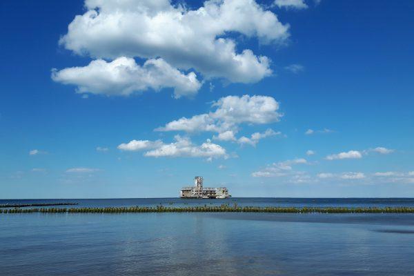 Torpedownia w Babich Dołach poleca się na spacer przez cały rok