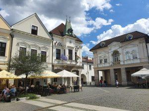 Żylina na Słowacji