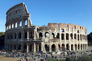 Koloseum Amfiteatr Flawiuszów
