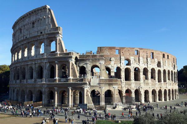 Koloseum czyli Amfiteatr Flawiuszów – czy mordowano tu chrześcijan?