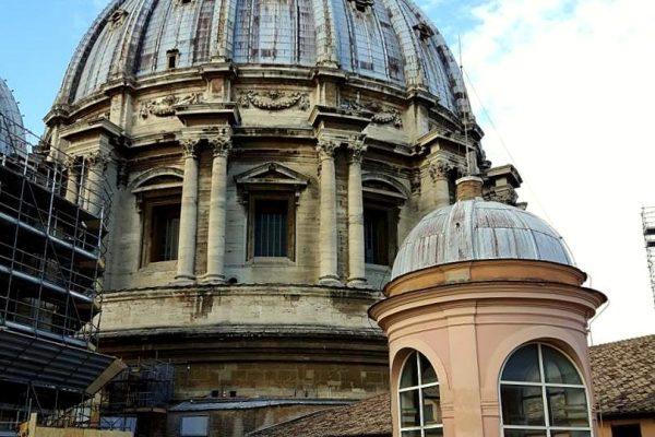 Kopuła Bazyliki św. Piotra – zobacz Rzym jak na dłoni