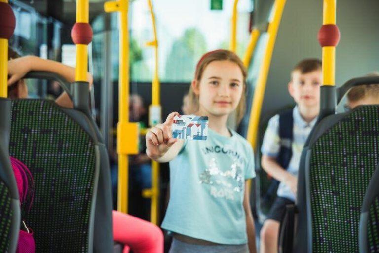 Bezpłatne przejazdy dla dzieci i młodzieży w Gdańsku. Przedłuż pakiet!